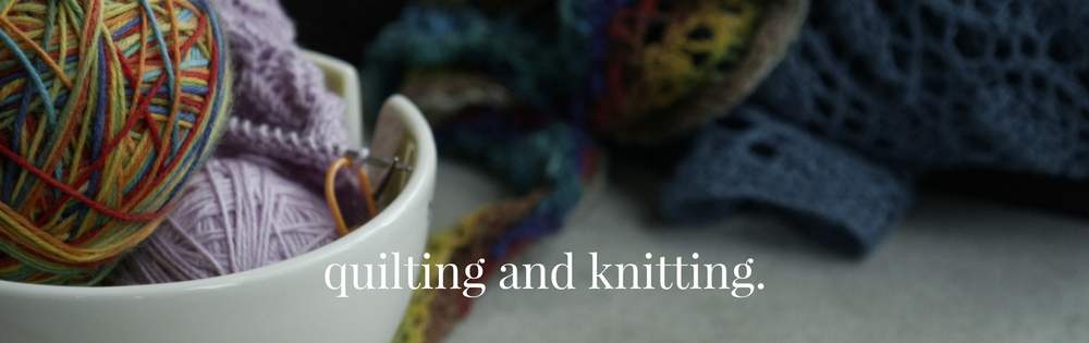 quilting-knitting